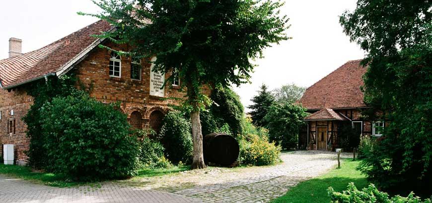 Restaurant Hotel Pension Zum Alten Fritz Alt Lewin Neu Trebbin
