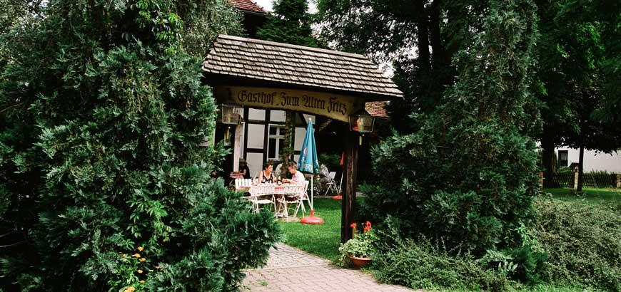 Gasthof Zum Alten Fritz Altlewin Foto